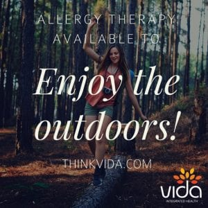 Allergy Therapy Available