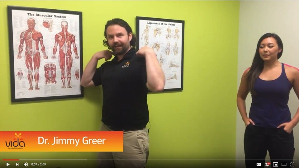 Upper Back and Chest Stretches