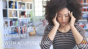 TREATMENT OF MIGRAINES WITH ACUPUCNTURE