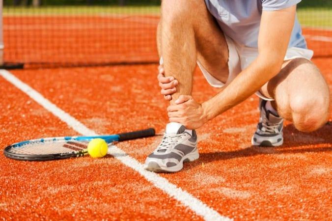 tennis achilles pain