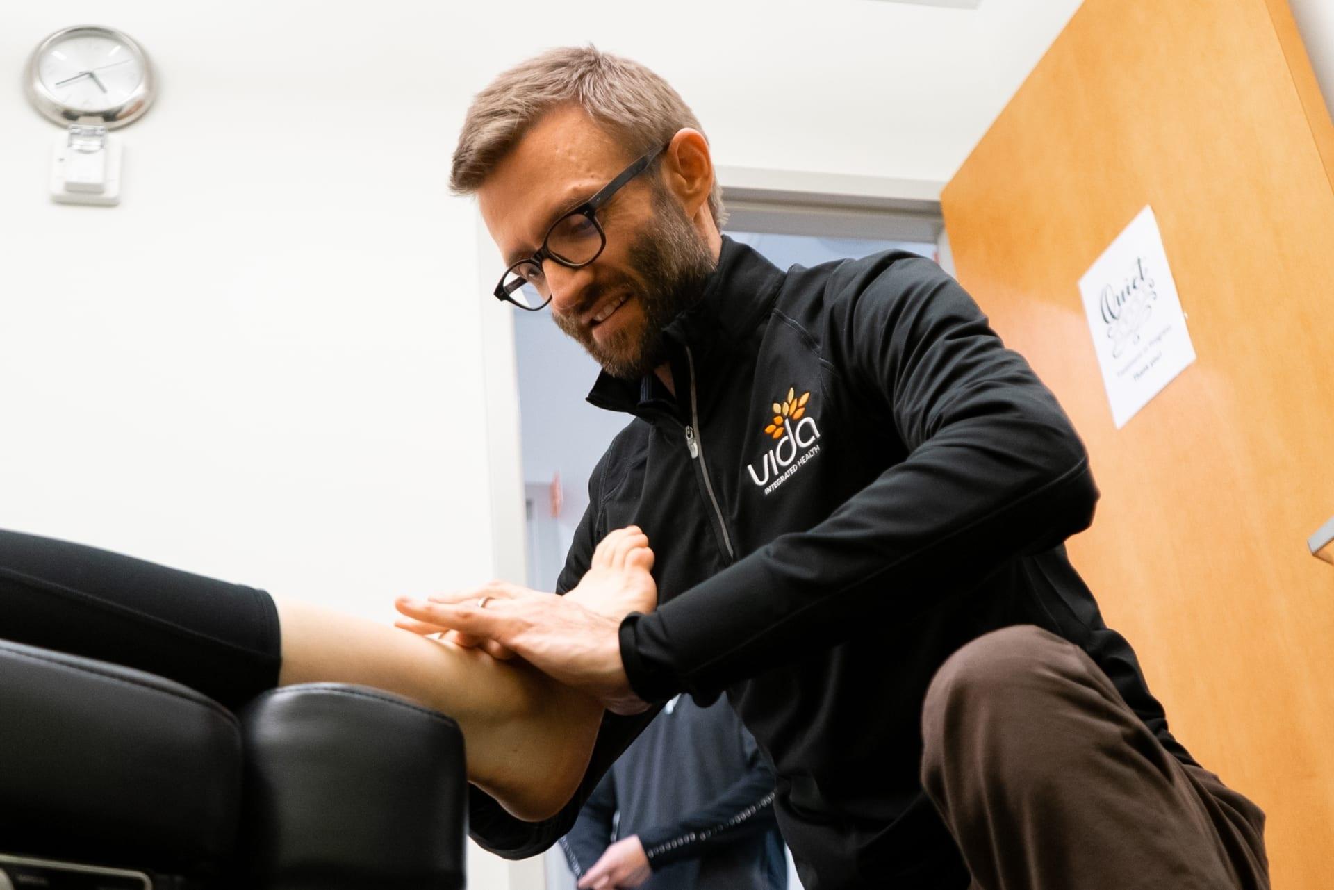 Chiropractic Care with Dr Ryan Culp Vida Everett