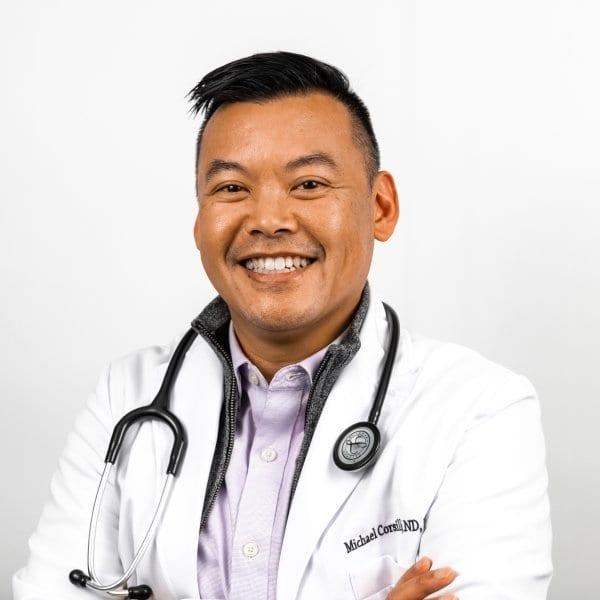 Dr. Michael Corsilles, ND, PA-C